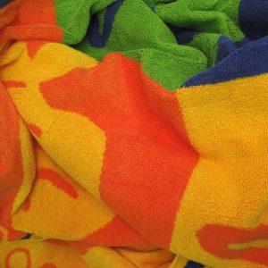 Star Fish Beach Towel