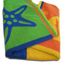 Star Fish Beach Towel