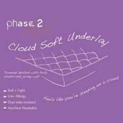 Cloud Soft Underlay Mattress Topper