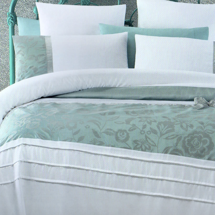Bed linen in pure cotton is a heavenly basic for a blissful luxurious bedroom. Order bed linen online, delivery countrywide from The Bedroom Shop Online.