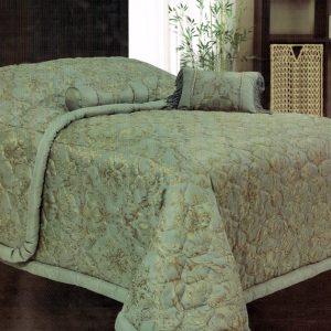 Palazzo Blue Bedspread