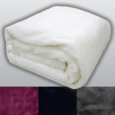 Super Plush Microfiber Blanket