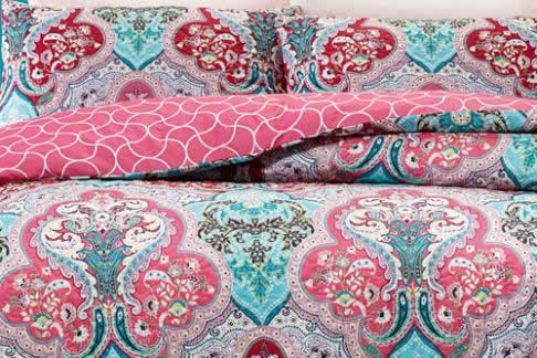 Tanaya Quilt Cover Set 3