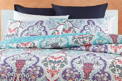 Tanaya Quilt Cover Set 6
