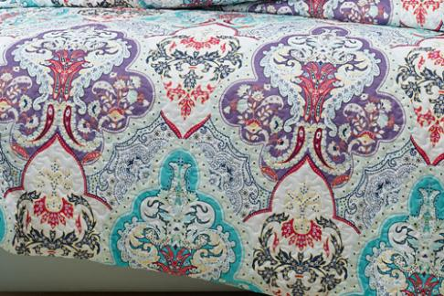 Tanaya Quilt Cover Set 7