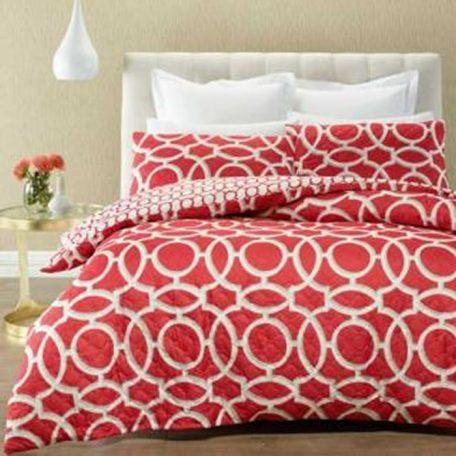 Marrakesh Quilt Cover Set Mandarin